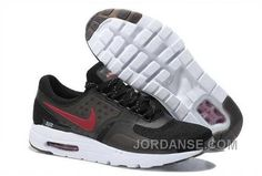 official photos a2038 f3340 Buy 2015 Latest Nike Air Max Zero QS 87 Retro Mens Running Shoes Black Red  For Cheap Super Deals from Reliable 2015 Latest Nike Air Max Zero QS 87  Retro ...