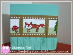 BlueJellyStampin, Victoria Rogers - Life in the forest on film (21. Feb. 2014)