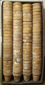 Vintage Terra Cotta pots