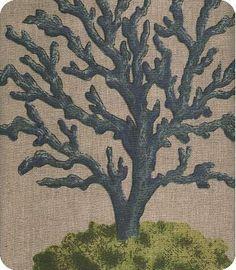 Lewis & Sheron Textiles - 1104 Sea Coral
