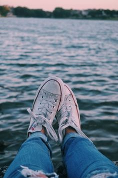 Every self respecting girl should own a pair of converse, here are some great, casual looks to inspire you to dig yours out of storage.