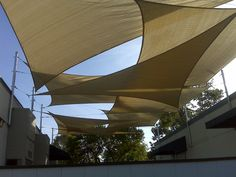Cable fabric shade google search battery playspace for Shade cloth san diego