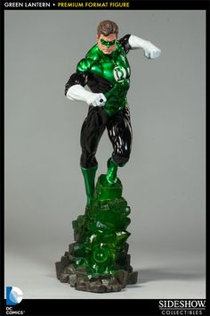 Sideshow Collectibles - Green Lantern Premium Format Figure
