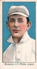 1909 Croft's Candy E92 #38 Danny Murphy Front