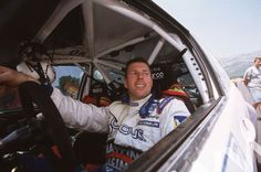 Colin McRae in his Ford Focus during a break in the action at the Acropolis Rally during the 2000 World Rally championship. Richard Burns, Colin Mcrae, Acropolis, Ford Focus, Rally, Action, Inspirational, In This Moment, People