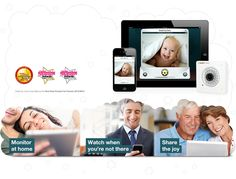 Monitor your baby on your iPhone and iPad with the award winning BabyPing