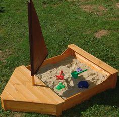 Luxury Gaspo Sandkasten Boot