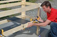 Bygg ett utekök