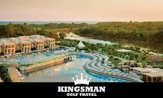 Amazing hotels and golf courses are waiting to host you. Book now with us www.kingsmangolf.com #titanic #deluxe #hotel #golf #golfing #holiday #golfbreak #vacation #travel #trip #luxury #elite #firstclass #services #turkey #antalya #belek #kingsmangolf
