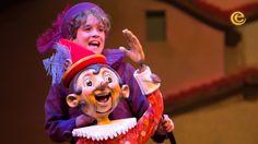 Kom naar het Efteling Theater en geniet van de sprookjesmusical Pinokkio...