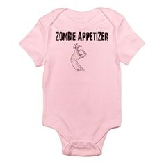 Baby=Zombie Appetizer