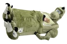Lilsnob by Highsnobiety — T-Rex Dinosaur Bed by Incredibeds- It's not...