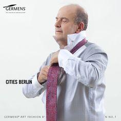 GERMENS Men's shirt »CITIES BERLIN«  © GERMENS ✄ www.germens.de  Photo: Dirk Hanus  2012