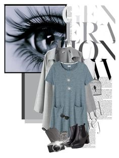 """""""Im Back!!"""" by jozzey ❤ liked on Polyvore featuring mode, Monki, Toast, MANGO, Vince Camuto et Chanel"""