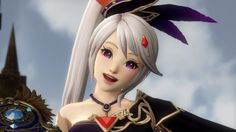 Hyrule Warriors Lana costume DLC