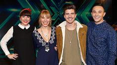 Who will be crowned winner in next week's Grand Final of The X Factor Australia? The final three vying for the title are Cyrus Villanueva, 19, from Wollongong, NSW, Louise Adams, from Mount Gambier, SA and Jess & Matt, both 24, from Sydney, NSW.