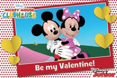 Wishing you and your little lovebugs a Valentines Movies, Disney Valentines, Happy Valentines Day, Disney Clubhouse, Max And Roxanne, Disney Couples, Disney Junior, Love Bugs, Kids And Parenting