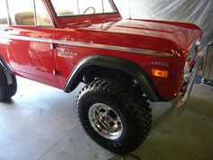 I will have one legendary Ford Bronco with fries & a diet coke please.