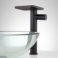 Knox Waterfall Vessel Faucet