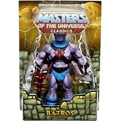 Amazon.com: Icer Masters of the Universe Classics Action Figure: Toys & Games