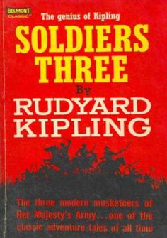 Soldiers Three and Other Stories by Rudyard Kipling A Collection of Stories Setting forth certain passages in the lives and adventures of Privates Terence Mulvaney, Stanley. http://www.epubbookstory.com/product/soldiers-three-and-other-stories-by-rudyard-kipling/