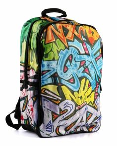 Sprayground Wildstyle Graffiti Backpack
