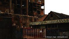 Wir trauern um 200 Arbeitsplätze. Industrial, Cabin, House Styles, Home Decor, Decoration Home, Room Decor, Cabins, Industrial Music, Cottage