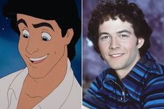 Prince Eric: Christopher Daniel Barnes - The Voices Behind Your Favorite Disney Characters - Photos