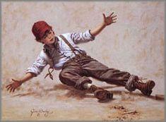 Jim Daly - Sliding Home