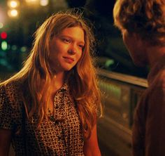 Lea Seydoux, Midnight in Paris