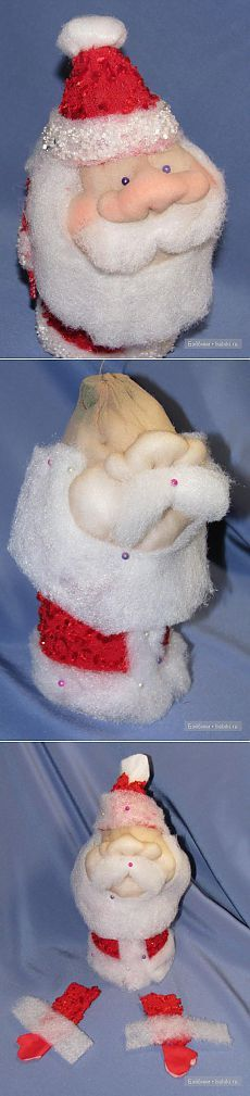 Дед Мороз от Elina.МК.