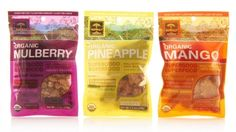 OK, guys, I'll tell you the same thing I always tell my clients: a well-timed snack is the best way to combat hunger panic. These delicious dried fruit snacks from Kopali Organics are a great way to get started.