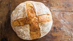 Classic Sourdough Bread (Pain au Levain) | The Splendid Table