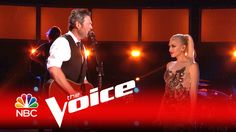 "Blake Shelton & Gwen Stefani: ""Go Ahead and Break My Heart"" - The Voice ..."