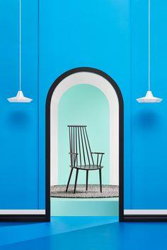 Beautiful minimal Blue interior design http://mindsparklemag.com/design/blue-interior-design/