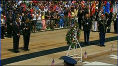 At Memorial Day Service, Obama Highlights End of 'Major Ground War' - Breitbart