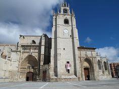 Catedral de #Palencia, la bella desconocida