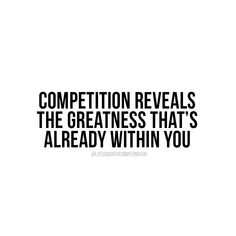 you are capable of amazing things. Let that competitor inside of you out. Competition Quotes, Fitness Competition, Figure Competition, Motivational Quotes For Working Out, Positive Quotes, Inspirational Quotes, Funny Motivation, Fitness Motivation Quotes, Creative Thinking Skills