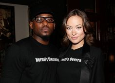 "Olivia Wilde and Omar Epps Photos Photos - (L-R) Actors Omar Epps and Olivia Wilde attend Fox's ""House"" 100th Episode Party & NAMI Charity Celebration on January 21, 2009 in Los Angeles, California.  (Photo by Kevin Winter/Getty Images for FOX) * Local Caption * Olivia Wilde;Omar Epps - Fox's ""House"" 100th Episode Party & NAMI Charity Celebration"
