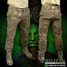 c4d3b8c041d0e Calça Militar Brasil Górgona - Camo Afrika - Militar Brasil - artigos  militares