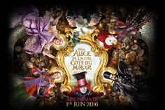 Alice Through The Looking Glass Animation studios in pune SVFX