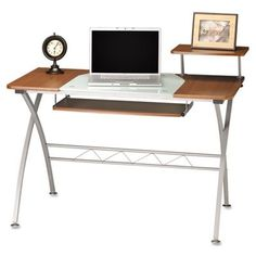 Mayline Small Home office Vision Computer Desk,