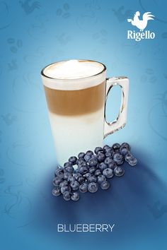 #Fruit Line: #Blueberry #Coffee  by #Rigello