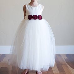 >> Click to Buy << 2015 New Cheap Flower Girls Pageant Dresses Ball Gown Flowers Quinceanera Dresses Sequins Bouquet Flowers Girls Dresses S5111 #Affiliate