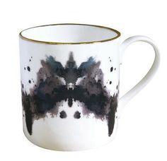 FINE BONE CHINA INK BLOT SERIES MUGS - WE LOVE KAORU | Contemporary Art. Design Gifts. Ideas. | Everything Begins