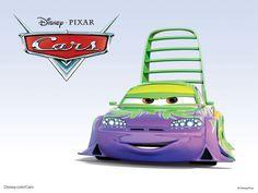Disney/Pixar Cars Characters: Wingo (1993 Nissan Silvia S14)