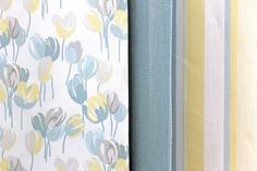 Living room grey wallpaper colour palettes 28 ideas for 2019 Duck Egg Blue Living Room, Duck Egg Blue Bedroom, Blue Living Room Decor, Guest Room Decor, Living Room Colors, Living Room Wallpaper Cream, Grey Wallpaper, Duck Egg Blue Colour, Yellow Curtains