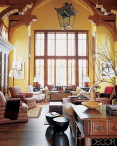 love the tall ceilings
