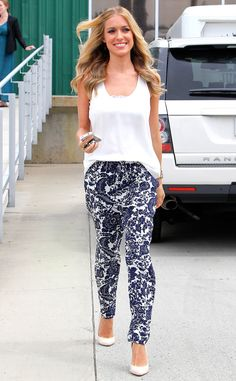 Pretty Paisley from Celebrity Street Style | E! Online