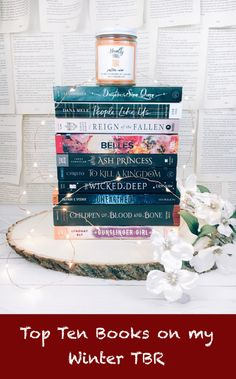 Top Ten Books to Read This Winter